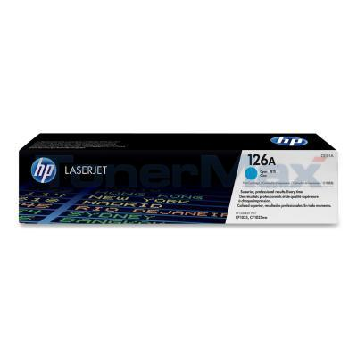 HP LASERJET PRO CP1025 PRINT CARTRIDGE CYAN